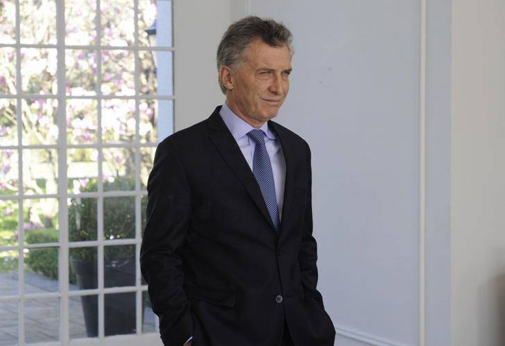 Macri recibió la noticia en Olivos y sus funcionarios festejaron con un