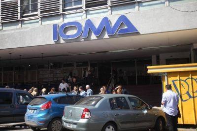Desplazan a seis funcionarios de IOMA procesados por la Justicia