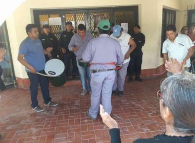 Cornejo brilla por su ausencia: hay paro en Quijano y piden la intervención del municipio