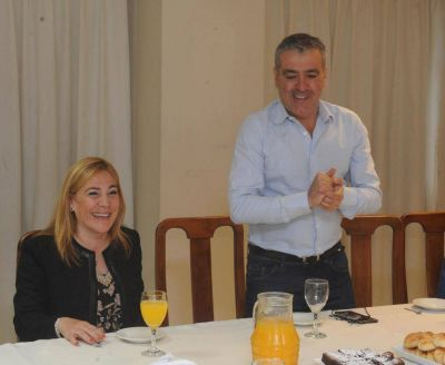 Cano y Ávila aseguran que Bussi fue el mejor aliado del PJ