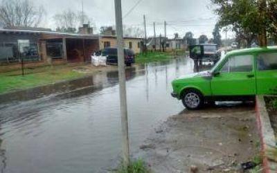 Lobos: Realizan estudios para encarar obras que prevengan inundaciones en FONAVI