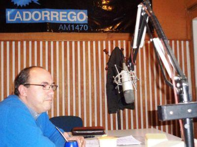 Santiago Arévalo dejará el Concejo y será reemplazado por Luciano Ripoll