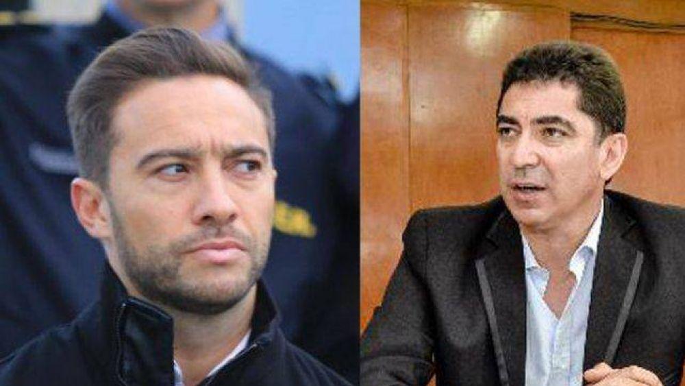 Están confirmadas las renuncias de Mauro Urribarri y José Luis Panozzo