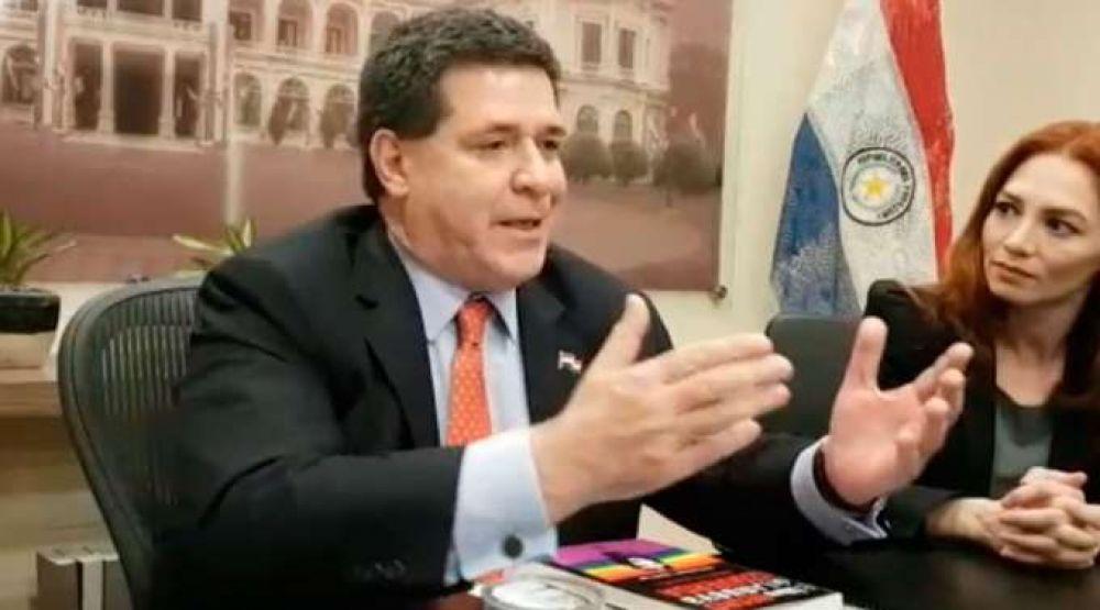 Presidente de Paraguay: Somos provida y defendemos la familia