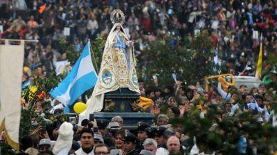 Colocarán una Virgen de la Merced de más de dos metros en avenida Kirchner