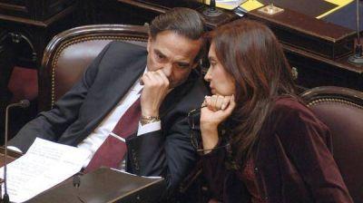 Cristina Kirchner y Miguel Ángel Pichetto, en modo Pimpinela