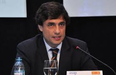 Lacunza destacó la reforma impositiva que impulsa Vidal