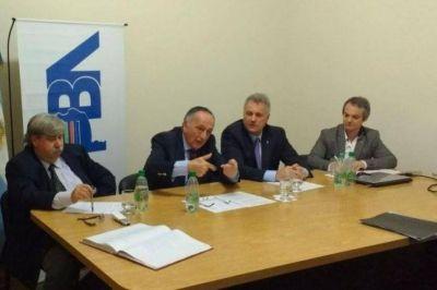 Vidal consiguió apoyo de la industria provincial en su reforma impositiva
