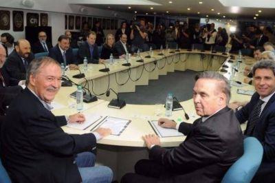 El Vicegobernador Isa participó de un encuentro con mandatarios provinciales en Buenos Aires