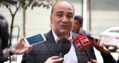 """""""No vamos a ceder nada"""", Manzur, tras la cumbre de gobernadores peronistas"""