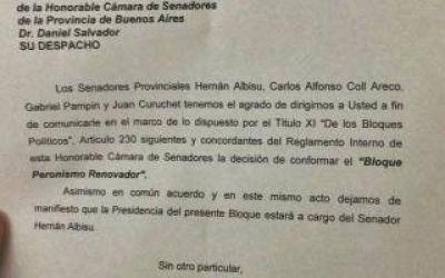 Crisis en 1País: Sergio Massa apartó a cuatro senadores provinciales de su espacio