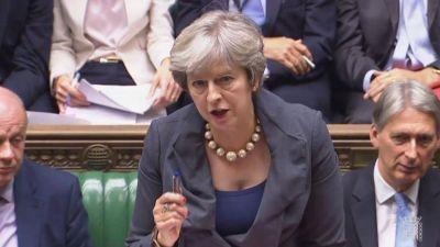 El gobierno británico, envuelto en un escándalo por acoso sexual