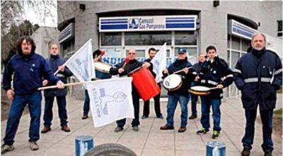 Trabajadores de la industria del gas anunciaron un plan de lucha