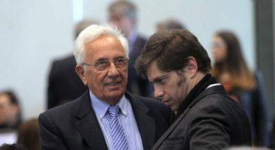 Recalde no va al acto de Macri y profundiza la grieta