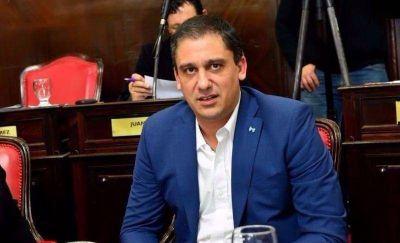 """Pampín: """"Queremos trabajar en la unificación y renovación del peronismo"""""""