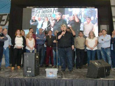 El Sindicato de Luz y Fuerza celebró 74 años junto a más de 900 personas