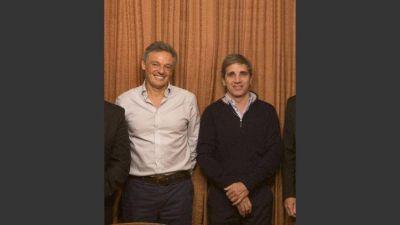 Cabrera y Caputo encabezaran el jueves un encuentro de bancos de desarrollo