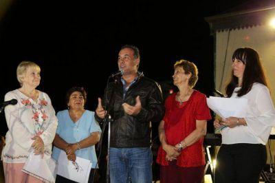 El vicegobernador valoró el rescate histórico de 'La Montenegrina' en su Centenario