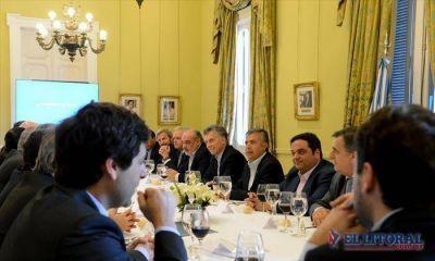 Colombi se reúne con Macri por un paquete de reformas