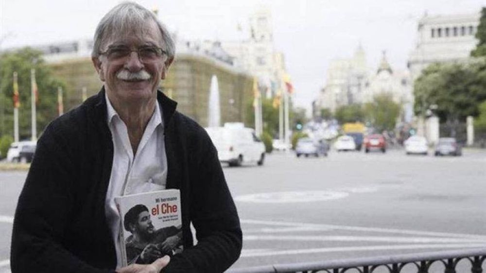 """El hermano del """"Che"""" Guevara llega a Río Negro invitado por ATE"""