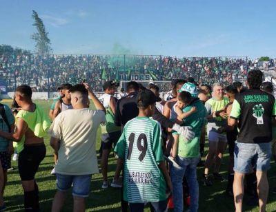 Ascendió el Club Atlético Amsurrbac