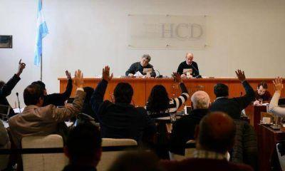 Concejo Deliberante de San Fernando: Andreotti mantiene un recinto favorable