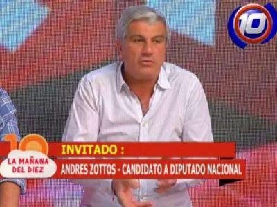 Zottos y un claro retroceso en San Martín: perdió 30 mil votos en dos años
