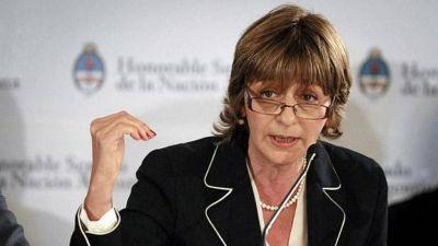 Renunció la procuradora general Gils Carbó