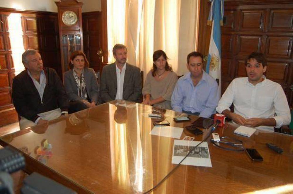 El Intendente anunció importantes cambios en el gabinete municipal
