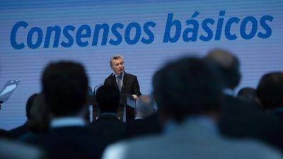 Los empresarios festejan el plan de reformas de Macri y se suman a las mesas de diálogo