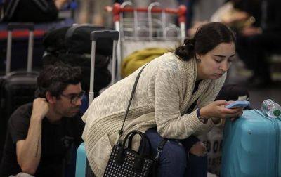 El paro en Aerolíneas Argentinas afecta a 40.000 pasajeros