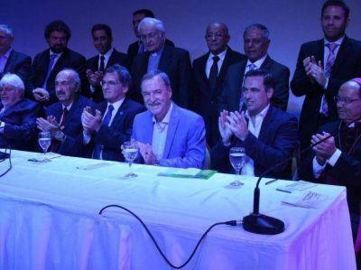 Firmaron un acuerdo para fortalecer la convivencia en Latinoamérica