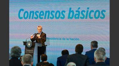 Macri presentó los ejes de acción para la reforma del Estado, la Justicia y la política