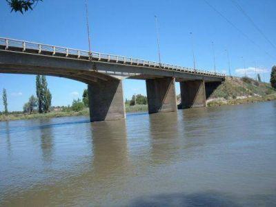 Río Negro intimará a La Pampa por la contaminación del Colorado