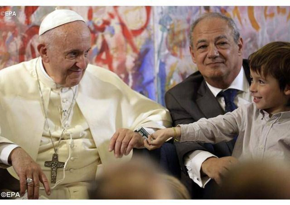 "El Tweet del Papa Francisco: ""educar a la esperanza"""
