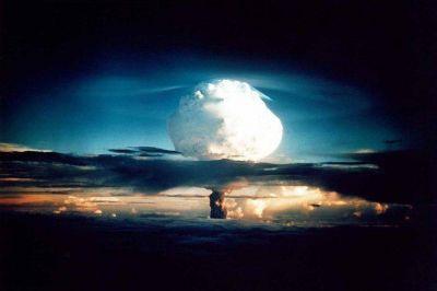 Desarme nuclear: Congreso en el Vaticano 10 y 11 de noviembre