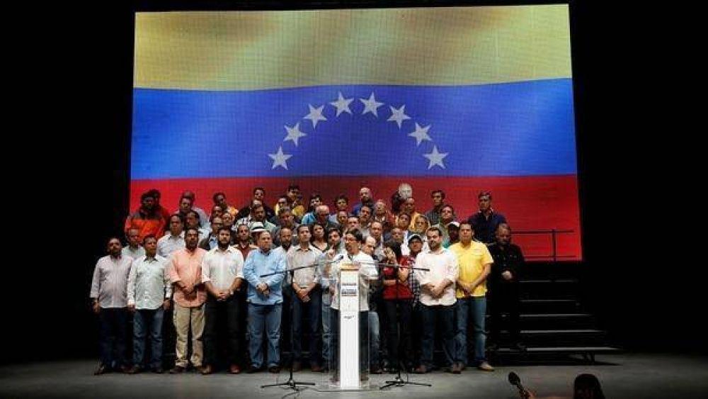 La oposición venezolana no participará de las elecciones municipales y debate su futuro