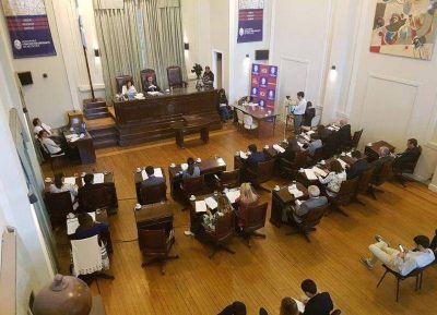 Con empate técnico en el Concejo, López busca el voto doble del presidente