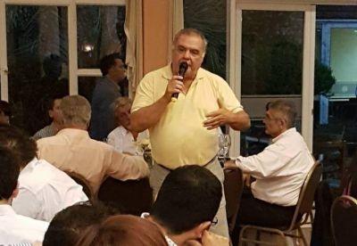 Ángel Rafael Ruiz quiere ser el candidato a gobernador de Cambiemos en 2019