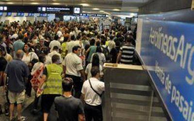 Aerolíneas Argentinas cancela este miércoles 33 vuelos