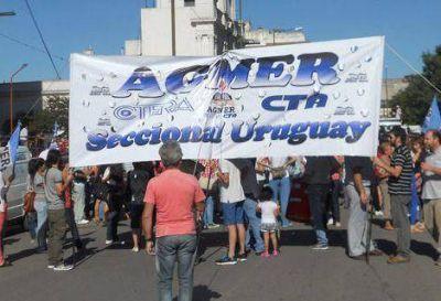 El STJ aún no resolvió el pedido para suspender las elecciones en la Seccional Uruguay de Agmer