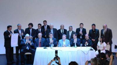 Firmaron en Córdoba la declaración América Latina, zona de convivencia interreligiosa