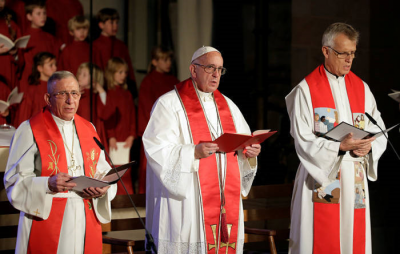 Protestantes y católicos piden perdón juntos por siglos de ofensas
