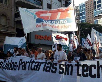 La CTA Córdoba apoya el reclamo de los aeronáuticos