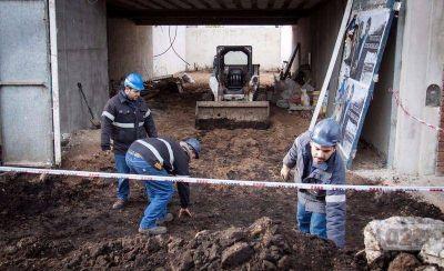 Anuncian obras en la red de gas que beneficiarán a la zona de Güemes y barrios del norte de Mar del Plata