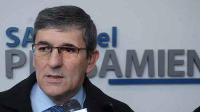 Franco advirtió que la lucha para las provincias será contra el 'centralismo' y la 'discrecionalidad'