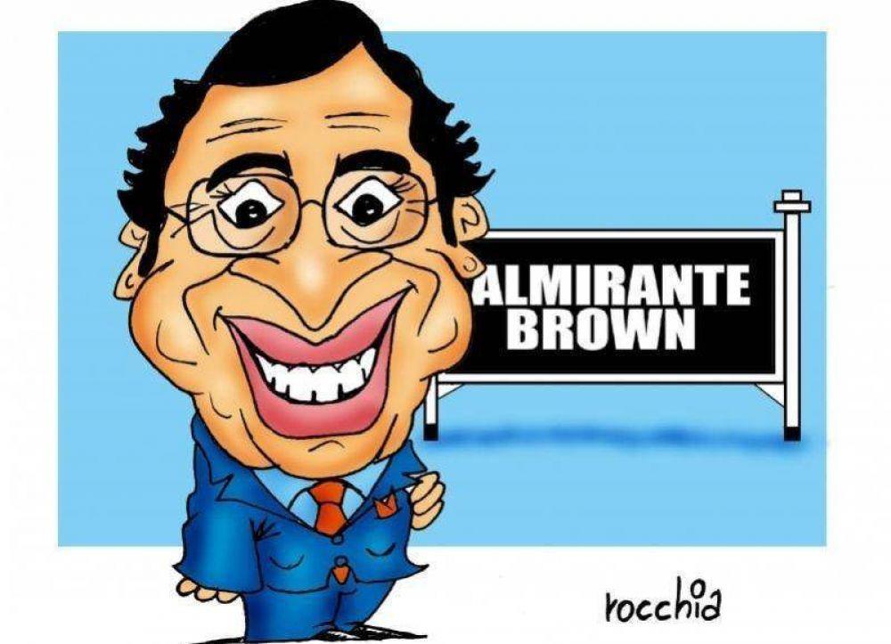 Procesaron a Darío Giustozzi, ex intendente de Almirante Brown, por administración fraudulenta
