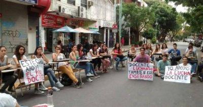 """Docentes universitarios le contestan a Macri: """"el 90% del presupuesto es para el pago de los bajos salarios"""""""