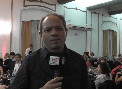 Acto de asunción de autoridades en UTHGRA