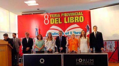 Inauguraron la Octava Feria Provincial del Libro